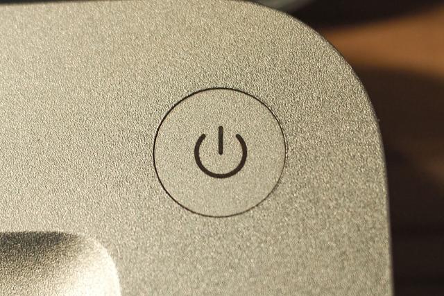 起動ボタン